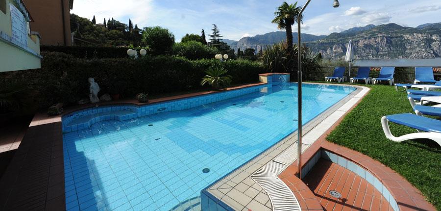 Hotel Cristallo, Malcesine, Lake Garda, Italy - Outdoor pool exterior.jpg